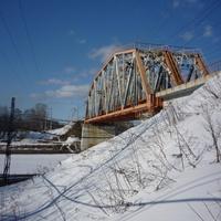 Канал им. Москвы и мост через него