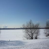 Строгино. Залив реки Москва
