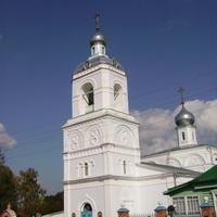 Воскресенки. Покровский храм