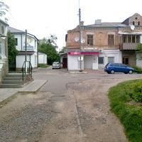 Вулиця Театральна.