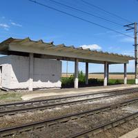 Платформа 332 километр