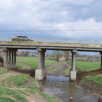 c. Новоукраинка. Мост.