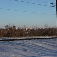 Вид на город Видное