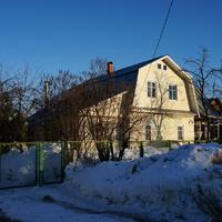 Сайдинговый дом