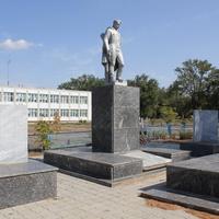 мемориал воинам ВОВ
