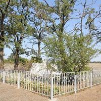 мемориал- братская могила воинов ВОВ
