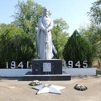 мемориал воинам ВОВ- односельчанам