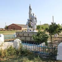 братская могила павших в ВОВ