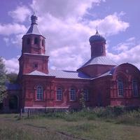 Церква у селі Смолянка