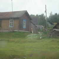 Железнодорожный домик