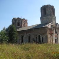 церковь с.Ильинское (Апухлицы)