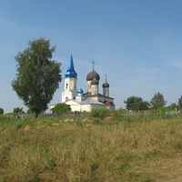 Церковь села Иваниши