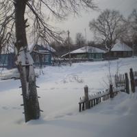 горловка зимой