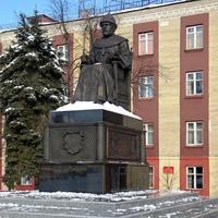 Памятник царю Алексею Михайловичу