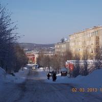 Улица Мисякова