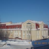 Управление ТГК-1 (бывшая средняя школа № 2)