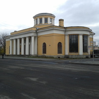 Станция Красное Село.