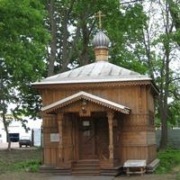 Храм-часовня в честь Святой равноапостольной Тамары.