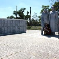 мемориал павшим в ВОВ односельчанам