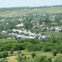 Панорама с. В. Карачан