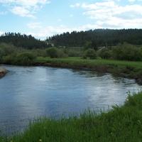 У речки Брянка близ Заиграево