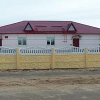 Новый Дом Культуры в Дричине.