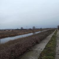 Бетонка у реки Нерская