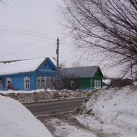 Посёлок Давыдово