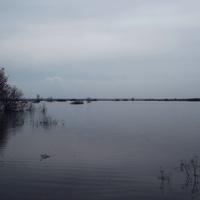 Весеннее море…