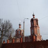Церковь Живоначальной Троицы