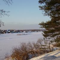 Плёс (или озеро) на Нерской