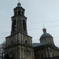 Виноградово. Косьмо-Дамиановская церковь