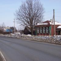 Деревня Запонорье