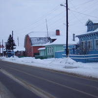 Посёлок Белоомут