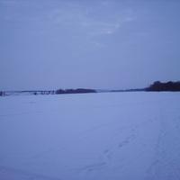 Замёрзшая Ока