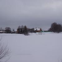 Пруд в Малом Карасёве