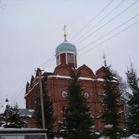 Церковь Покрова Пресвятой Богородицы. Село Малое Карасёво
