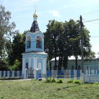 Церковь Иконы Божией Матери Казанская в Алпатьеве
