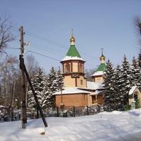 Малышево. Никольская церковь