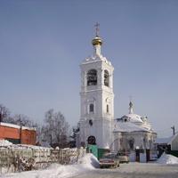 Загорново. Храм Святого архангела Михаила (1805-й год)
