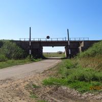 Проезд под железной дорогой