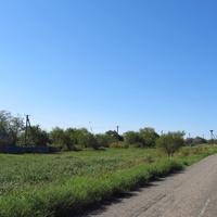 Дорога через Троицкое
