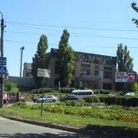Улица Фрунзе, кафедра физкультуры ТГАТУ