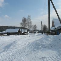 Вид с абагуртской дороги