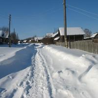 Вид с абагуртской дороги в сторону центра
