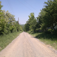 Одна из дорог в с.Станиславчике.