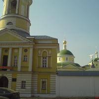 Петровский проезд, Свято - Екатерининский мужской монастырь