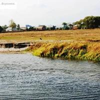 Сомово. Река Усманка.