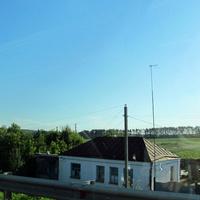 Галкино, дом у дороги