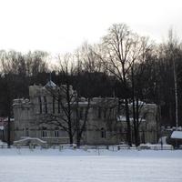 ул. Большая озерная. Особняк Белый замок.